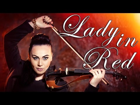 Lady in Red - Chris DeBurgh (Cristina Kiseleff Violin Cover)