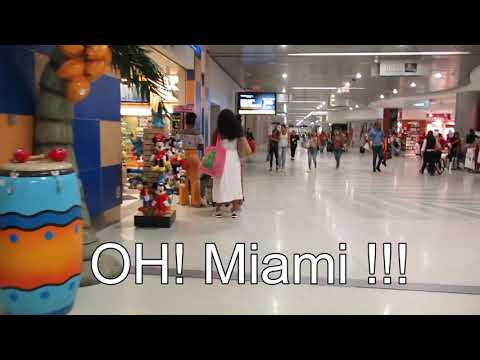 Miami International Airport Inside Security Sep 2019