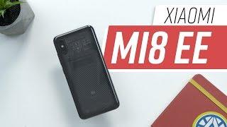 Xiaomi Mi 8 EE đầu tiên: vân tay trong màn hình & gương mặt 3D