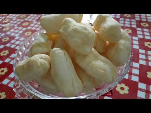 Biscoito Frito de Polvilho Doce