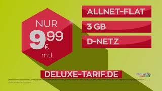 Deluxe-Tarif.de Werbespot