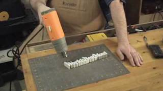Scroll Saw Basics Part 4
