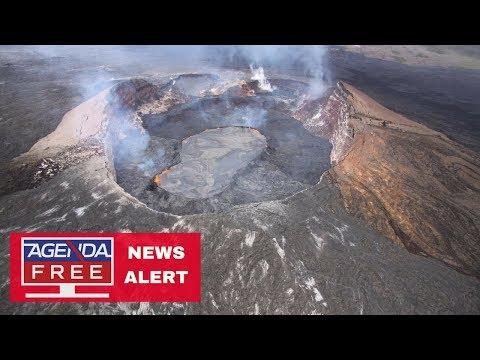 Earthquakes Increase at Hawaii Volcano - LIVE COVERAGE 6/16/18