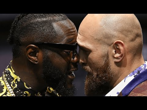Full Deontay Wilder v Tyson Fury crazy Los Angeles press conference | Contains bad language