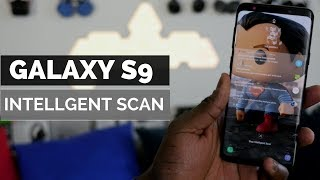 Samsung Galaxy S9 & S9 Plus Intellgent Scan Video