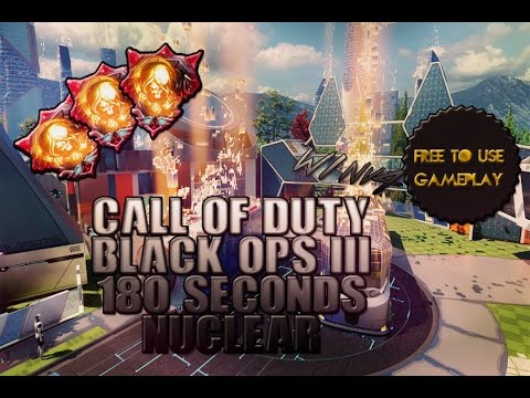 Free To Use Gameplay Bo Seconds Nuclear On Nuktown