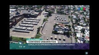 PREOCUPACIÓN DE VECINOS DE VILLA CABRERA POR LA CONSTRUCCIÓN DE TORRES DE 15 PISOS
