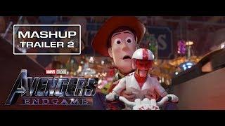 Toy Story 4 | Avengers Endgame - [Mashup] Trailer 2