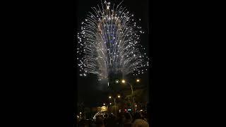 2017 台北101跨年煙火 Taipei 101 New Year's Firework [HD]