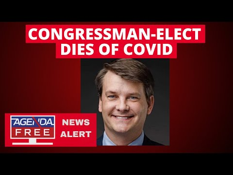 Congressman-Elect Luke Letlow Dies of COVID - LIVE BREAKING NEWS COVERAGE