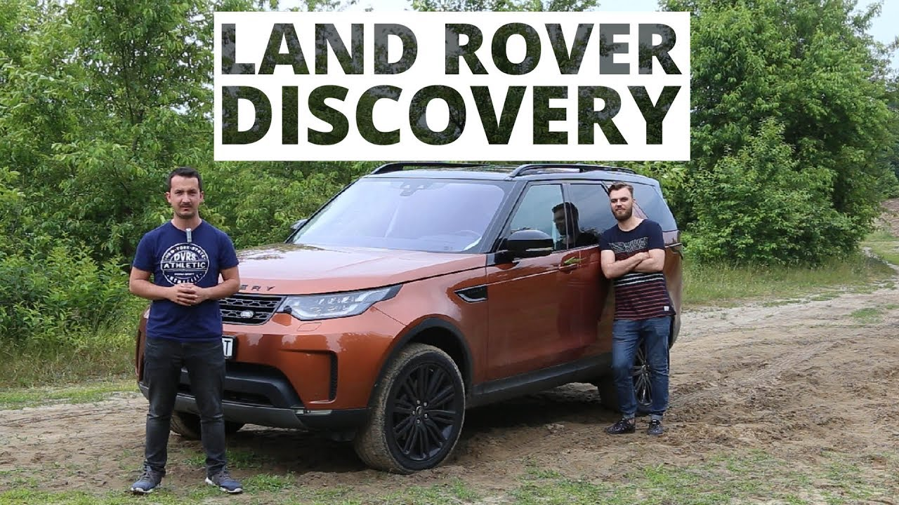 Land Rover Discovery 3.0 TD6 258 KM, 2017 – test AutoCentrum.pl #346