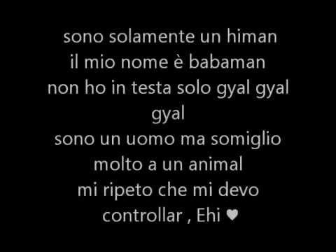 Babaman - Lei  Testo ♥