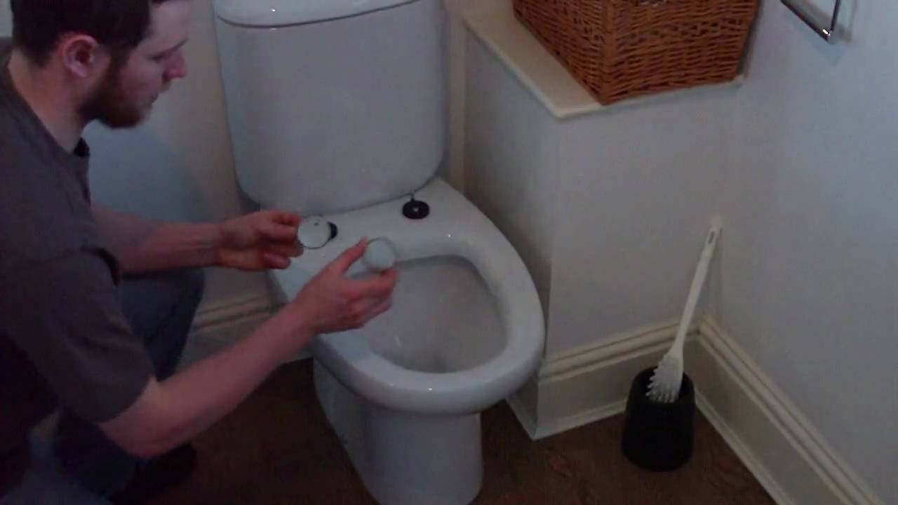 American Standard Toilet Seats >> Soft Close Quick Release Toilet Seat - YouTube