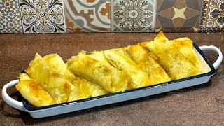 Чесново хлебче пърленка най лесната рецепта Чесночный хлеб с сырной корочкой очень вкусно