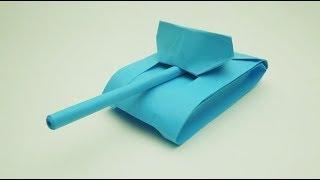 как сделать бтр из бумаги