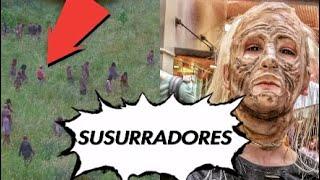Susurradores en el Tráiler. The Whisperers. The Walking Dead Temporada 9.