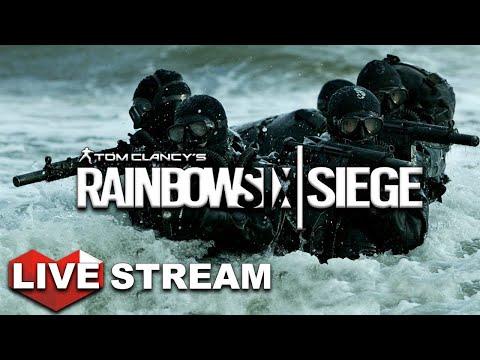 Rainbow Six Siege With Fellow Fans!!!