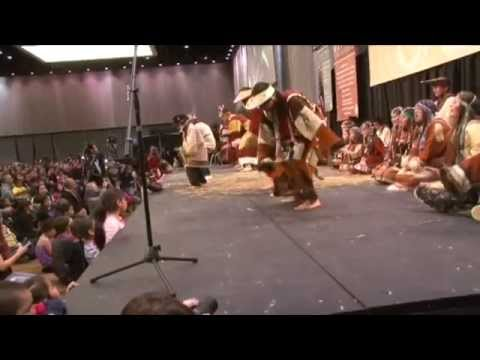 ANCHORAGE UNANGAX DANCE GROUP Performs at AFN