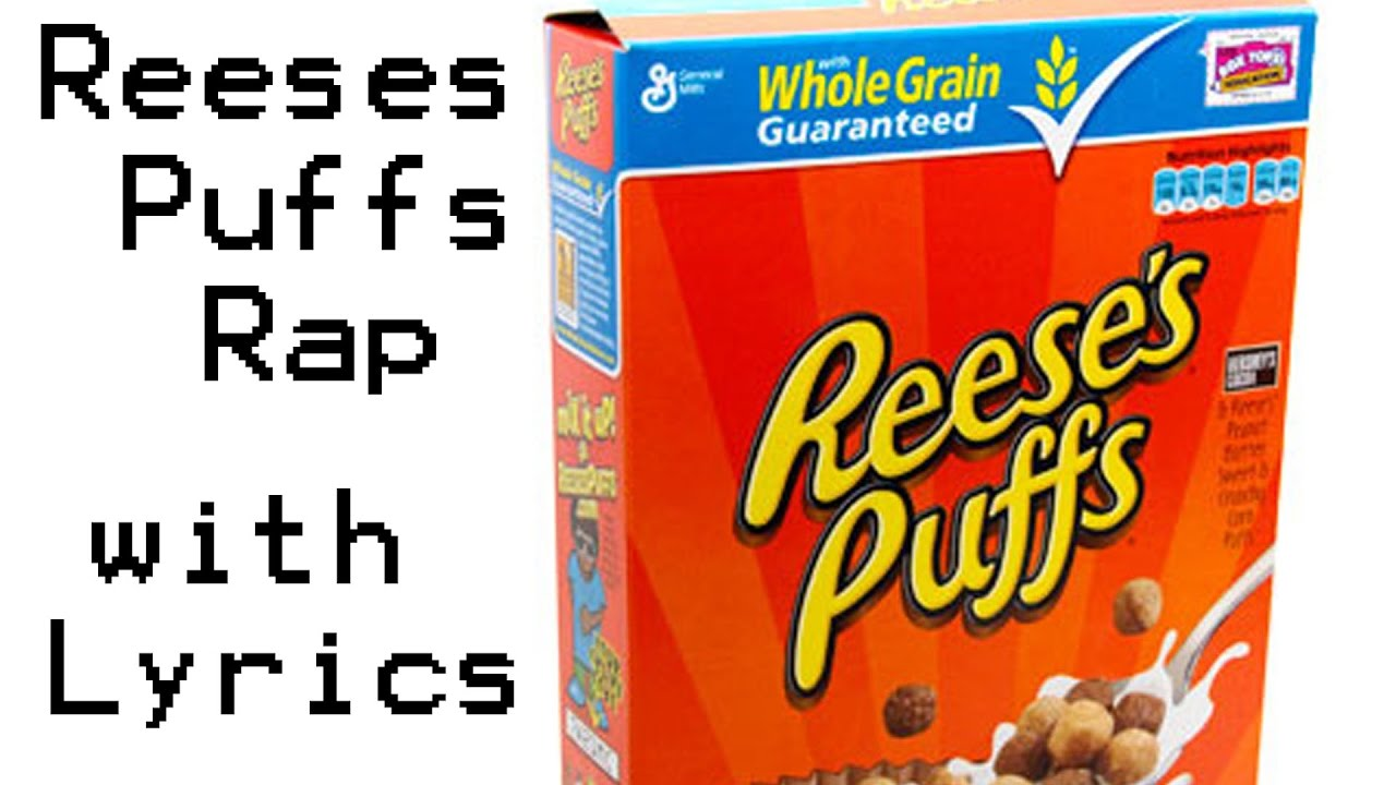 Reeses Puffs Rap 2009 W Lyrics Youtube