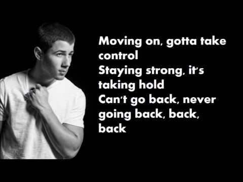 Nick Jonas   I Want You (Lyrics Video)