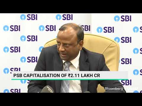 SBI Chairman Rajnish Kumar Reacts To Government's Recapitalization Plans