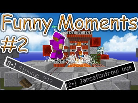 Funny Moments #2 | Hypixel Skywars