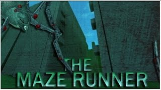 Roblox The Maze Runner Épisode 2