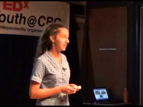 Teenage relationships | Sara Guest | TEDxYouth@CBC