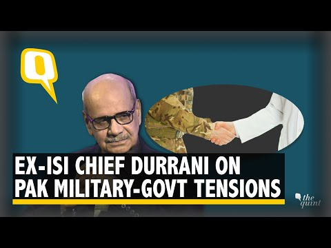 Asad Durrani interview: Former ISI chief talks about tensions between Bhutto-Sharif, Pak Army