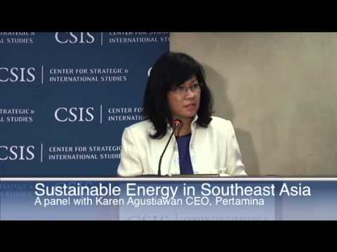Sustainable Energy in Southeast Asia