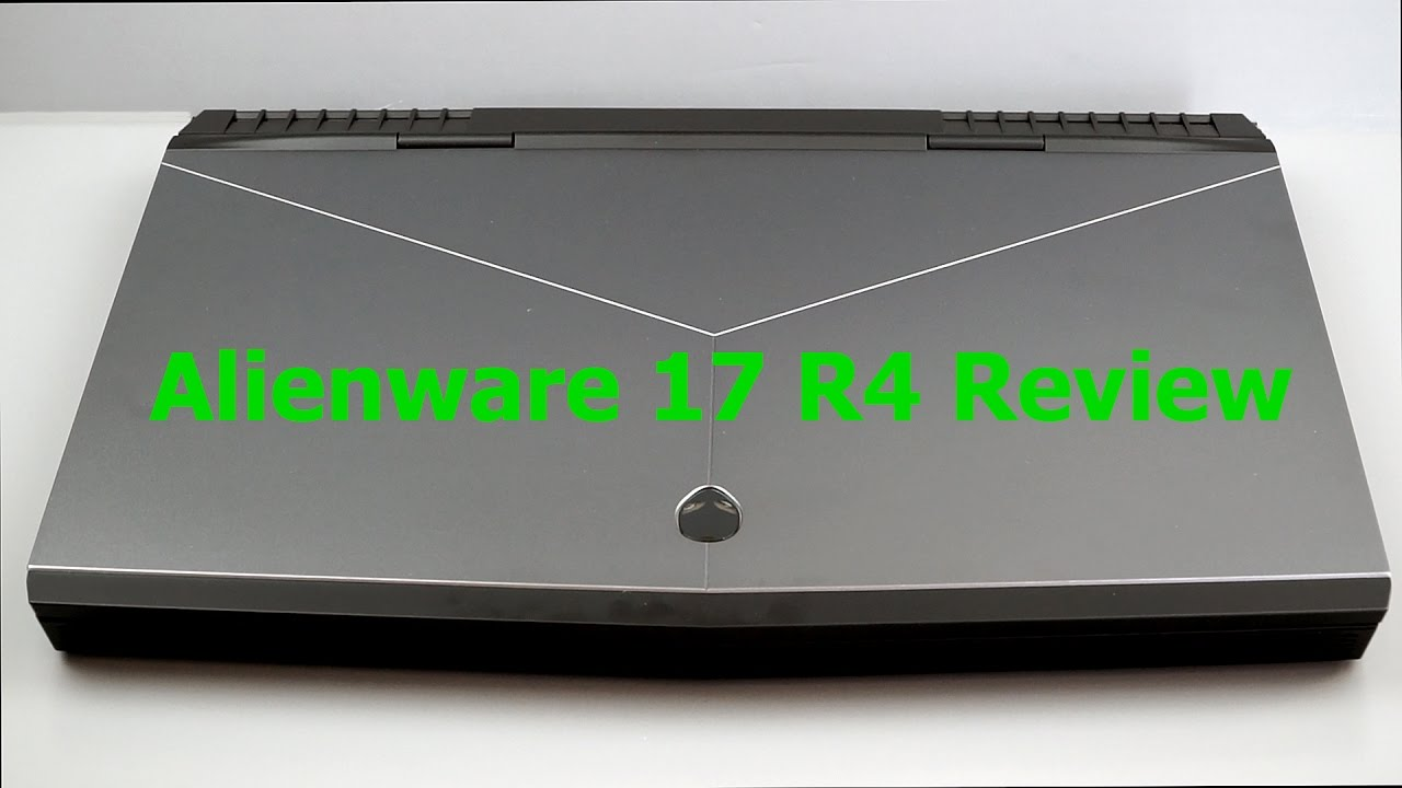 Alienware 17 R4 Review (Late 2016, GTX 1070)