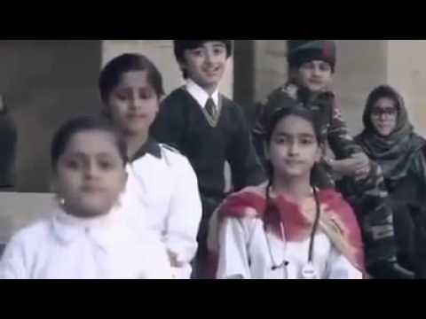 Sitam Ki Aag se ISPR new song