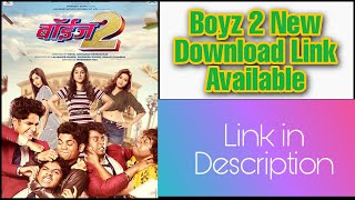 boyz 2 2018 marathi movie download link