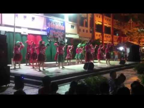 [Trường THCS Trần Phú Vũng Tàu]Waka Waka,Vũ Điệu Cồng Chiên(Modern Dancing By K8)