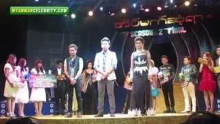 """Eain Mat Sone Yar"" Season 2 Final, in Yangon"