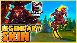*LEGENDARY SKIN* THE BEST SKIN IN LEAGUE OF LEGENDS (HIDDEN FEATURE) - BunnyFuFuu| League of Legends