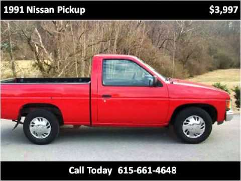 1991 Nissan Pickup Used Cars Brentwood Tn