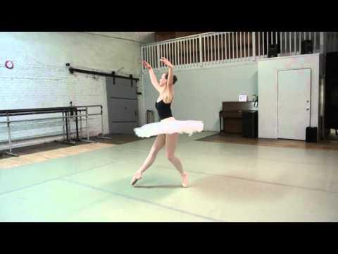 Aurora's Wedding variation- Choreography by Jean-Pierre Bonnefoux