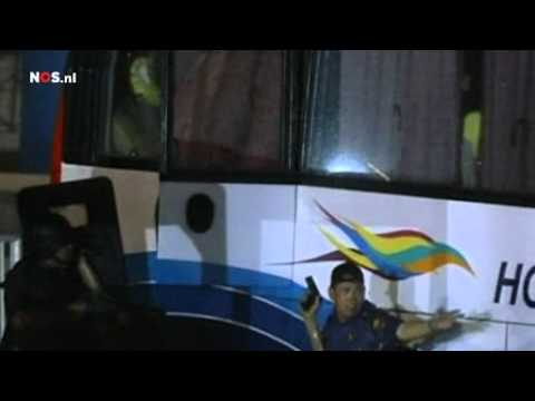 Manila bus hostage (Police Attack) 12Min