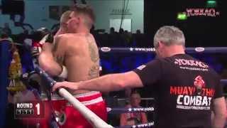 YOKKAO 12: Danny  Harrison-Little vs Kyle Helleur YOKKAO UK Ranking Fight