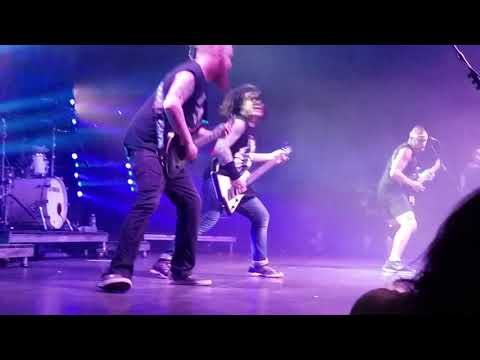 Killswitch Engage Live @ The Fillmore Arms of Sorrow & Alone I Stand
