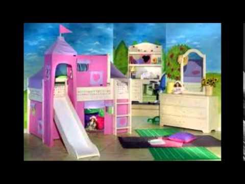 أحدث ديكورات دهانات غرف نوم اطفال 2014|furniture 2014
