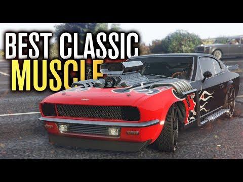 BEST CLASSIC MUSCLE CAR!!! | NEW RAPID GT CLASSIC (GTA 5)