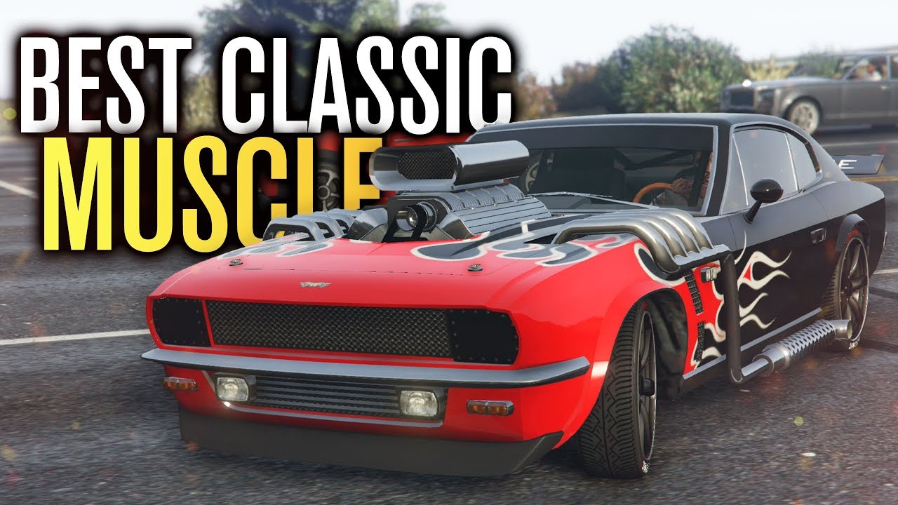 Best Classic Muscle Car New Rapid Gt Classic Gta 5 Youtube