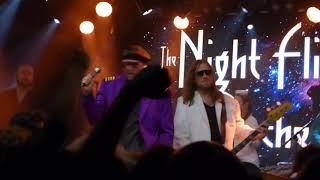 The Night Flight Orchestra - Josephine (live clip from Helsinki 16.11.2018)