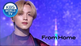 NCT U - From Home [Music Bank / 2020.10.23]
