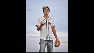 Max Hecht Senior Baseball Highlights Zeeland West MI Class of 2018