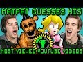 MatPat Reacts To MatPat/Game Theory Top 10 Most Viewed YouTube Videos