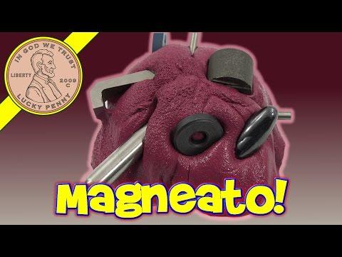 1LB Reactive Razz Crazy Aaron's Magnetic Thinking Putty & Neodymium Magnet