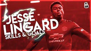 Jesse Lingard  2018/19 - 7 Rings - Skills Show & Goals HD